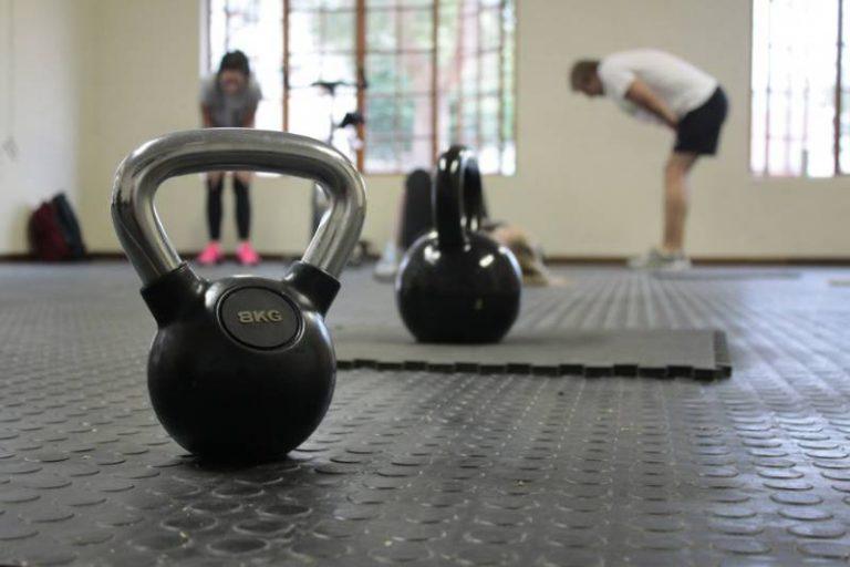 allenamento della resistenza muscolare